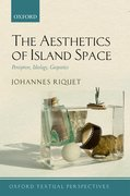 Cover for The Aesthetics of Island Space