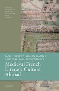 Cover for Medieval French Literary Culture Abroad