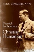 Cover for Dietrich Bonhoeffer