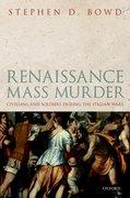 Cover for Renaissance Mass Murder