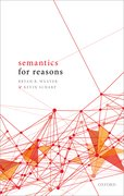 Cover for Semantics for Reasons