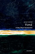 Cover for Time: A Very Short Introduction