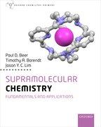 Cover for Supramolecular Chemistry