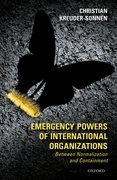 Cover for Emergency Powers of International Organizations