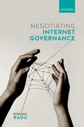 Cover for Negotiating Internet Governance - 9780198833079