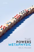 Cover for The Powers Metaphysic