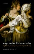 Cover for Ways to be Blameworthy