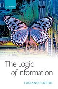 Cover for The Logic of Information - 9780198833635
