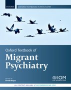 Cover for Oxford Textbook of Migrant Psychiatry - 9780198833741