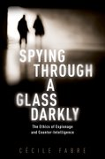 Cover for Spying Through a Glass Darkly