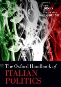 Cover for The Oxford Handbook of Italian Politics