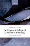 Cover for In Defense of Extended Conciliar Christology