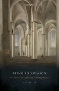 Cover for Being and Reason
