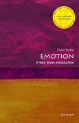 Cover for Emotion: A Very Short Introduction
