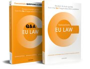 Cover for EU Law Revision Concentrate Pack