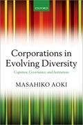 Cover for Corporations in Evolving Diversity