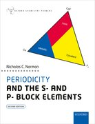 Cover for Periodicity and the s- and p- block elements