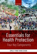 Cover for Essentials for Health Protection