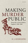 Cover for Making Murder Public