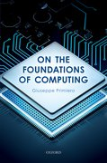 Cover for On the Foundations of Computing