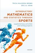 Cover for Introductory Mathematics and Statistics through Sports