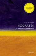 Cover for Socrates: A Very Short Introduction