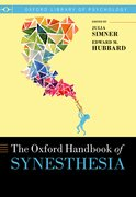 Cover for The Oxford Handbook of Synesthesia