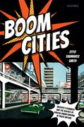 Cover for Boom Cities