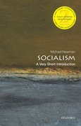 Cover for Socialism: A Very Short Introduction