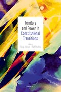 Cover for Territory and Power in Constitutional Transitions