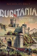 Cover for Ruritania - 9780198836605