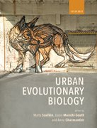 Cover for Urban Evolutionary Biology