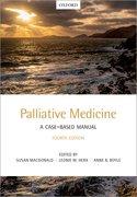 Cover for Palliative Medicine: A Case-Based Manual