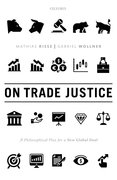 Cover for On Trade Justice