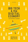 Cover for Big Tech and the Digital Economy