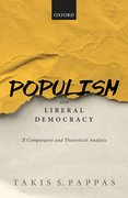 Cover for Populism and Liberal Democracy