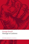 Cover for Homage to Catalonia