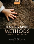 Cover for Demographic Methods across the Tree of Life