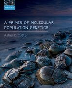 Cover for A Primer of Molecular Population Genetics