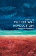 Cover for The French Revolution: A Very Short Introduction