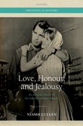 Cover for Love, Honour, and Jealousy