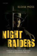 Cover for Night Raiders