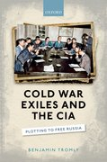Cover for Cold War Exiles and the CIA