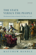 Cover for The State versus the People