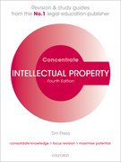 Cover for Intellectual Property Concentrate