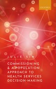 Cover for Commissioning and a Population Approach to Health Services Decis