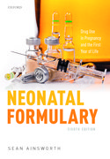 Cover for Neonatal Formulary