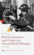 Cover for British Literature and Culture in Second World Wartime