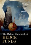 Cover for The Oxford Handbook of Hedge Funds