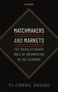 Cover for Matchmakers and Markets